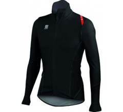 Sportful Fiandre Light NoRain Top / Wind/regen Fietsjack Black/Red