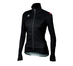 Sportful Fiandre Light WS W Jacket / Fietsjack Dames Black/Fuchsia