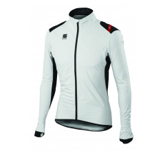 Sportful regenjack Heren Wit Zwart / SF Hot Pack No-Rain Jacket-White/Black