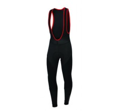 Sportful Fiandre No-Rain BibTight / Fietsbroek Black
