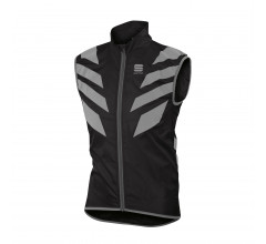 Sportful Windstopper mouwloos Heren Zwart  / SF Reflex Vest-Black
