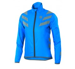 Sportful KID Reflex 2 Jacket / Kinder Fietsjack Electric Blauw