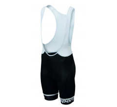 Sportful Fietsbroek Kids Zwart Wit / SF Tour Kid Bibshort Black/White