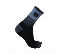 Sportful Fietssokken winter Heren Zwart Grijs / SF Arctic 13 Sock-Black/Anthracite