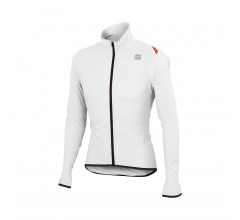 Sportful regenjack Heren Wit / SF Hot Pack 6 Jacket-White