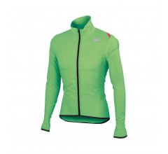 Sportful regenjack Heren Fluo / SF Hot Pack 6 Jacket-Green Fluo