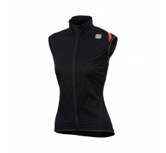 Sportful Windstopper Dames Zwart / SF Hot Pack 6 W Vest-Black