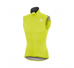 Sportful Regenshirt Heren fluo / SF Fiandre Light Norain Vest-Yellow Fluo