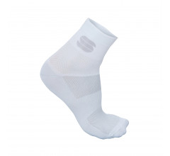 Sportful Fietssokken zomer Heren Wit  / SF Ride 10 Sock-White