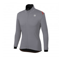 Sportful Fietsjack waterafstotend Heren Grijs Grijs / Fiandre Thermo Cabrio Jacket-Tradewinds/Anthracite