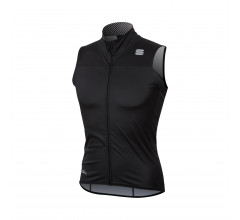 Sportful Windstopper Heren Zwart Wit / SF Bodyfit Pro Ws Vest-Black/White
