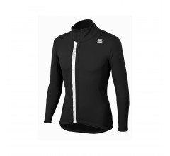 Sportful Fietsjack Heren Zwart / SF Tempo Ws Jacket-Black/White