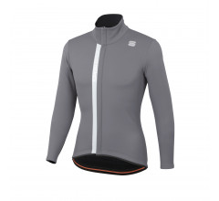 Sportful Fietsjack Heren Grijs Wit / Tempo Ws Jacket-Cement/White