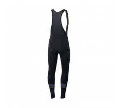 Sportful Fietsbroek lang met bretels Heren Zwart Blauw / Classic Race Bibtight-Black/Blue Cosmic