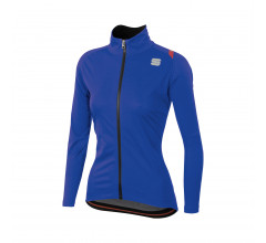 Sportful Fietsjack Dames Blauw / SF Fiandre Ultimate 2 Ws Woman Ja-Blue Cosmic
