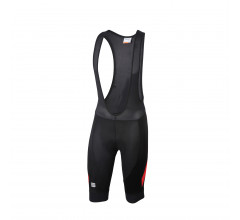 Sportful Fietsbroek met bretels - koersbroek Heren Zwart Rood / SF Neo Bibshort-Black/Red