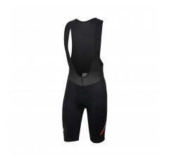 Sportful Fietsbroek met bretels - koersbroek Heren Zwart  / SF Fiandre Light No Rain 2 Bibsho-Black