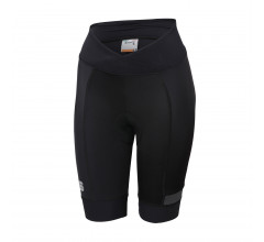 Sportful Fietsbroek zonder bretels Dames Zwart  / SF Giara W Short-Black