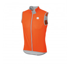 Sportful Windstopper mouwloos Heren Oranje  / SF Hot Pack Easylight Vest-Orange Sdr