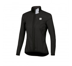 Sportful Fietsjack Dames Zwart  / SF Hot Pack Easylight W Jacket-Black