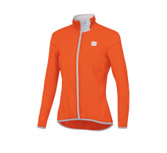 Sportful Fietsjack Dames Oranje  / SF Hot Pack Easylight W Jacket-Orange Sdr