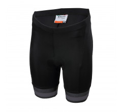 Sportful Fietsbroek zonder bretels Kids Zwart  / SF Tour 2.0 Kid Short-Black