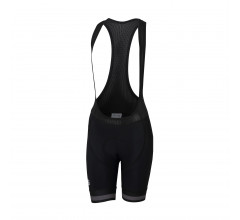 Sportful Fietsbroek met bretels - koersbroek Dames Zwart  / SF Bf Classic W Bibshort-Black