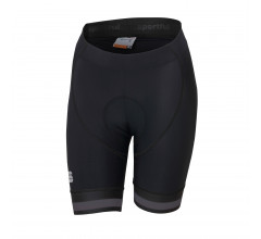 Sportful Fietsbroek zonder bretels Dames Zwart  / SF Bf Classic W Short-Black