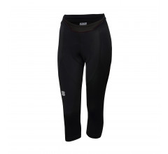 Sportful Fietsbroek 3/4 zonder bretels Dames Zwart  / SF Neo W Knicker-Black