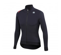 Sportful Fietsjack waterafstotend Heren Zwart Grijs / Fiandre Pro Medium Jacket-Black/Antharcite