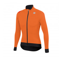 Sportful Fietsjack waterafstotend Heren Oranje / Fiandre Pro Medium Jacket-Orange Sdr