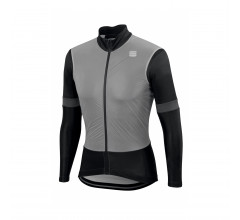 Sportful Fietsshirt lange mouwen Heren Zwart / Supergiara Thermal Jersey-Black