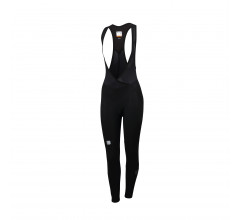 Sportful Fietsbroek lang met bretels Dames Zwart / Giara W Bibtight-Black