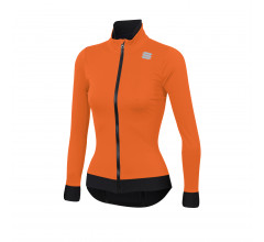 Sportful Fietsjack waterafstotend Dames Oranje / Fiandre Pro Medium W Jacket-Orange Sdr