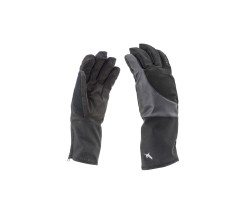 Sealskinz Fietshandschoenen Zwart  / SS Thermal Reflective Cycle Glove-Black