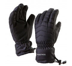 Sealskinz Fietshandschoenen waterdicht voor Heren Zwart  / Waterproof Extreme Cold Weather Down Glove Black