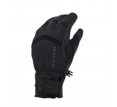 Sealskinz Fietshandschoenen waterdicht voor Heren Zwart  / Waterproof Extreme Cold Weather Glove Black