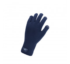 Sealskinz Fietshandschoenen waterdicht voor Heren Zwart  / Waterproof All Weather Ultra Grip Knitted Glove Black