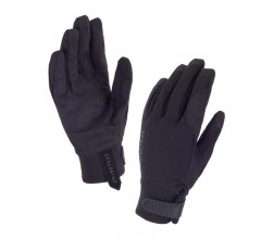 SealSkinz Dragon Eye Road Glove   / Fietshandschoen  Zwart