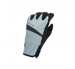 Sealskinz Fietshandschoenen waterdicht voor Dames Grijs Zwart / Waterproof All Weather Cycle Glove Grey/Black