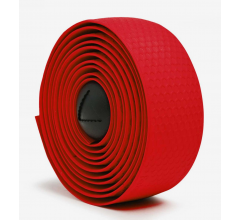 Fabric Fietsstuurlint rubber Rood- / Silicone Bar Tape RD