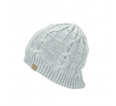 Sealskinz Casual muts waterdicht voor Heren Grijs  / Waterproof Cold Weather Cable Knit Beanie Grey Marl