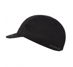 Sealskinz Fietspet waterdicht voor Heren Zwart  / Waterproof All Weather Cycle Cap Black
