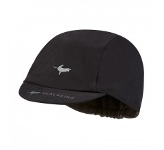 SealSkinz Waterproof Cycling Cap / Fietsmuts zwart