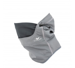 Sealskinz Bivakmuts waterdicht voor Heren Grijs  / Waterproof All Weather Head Gaitor Grey