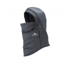 Sealskinz Bivakmuts waterdicht voor Heren Zwart  / Waterproof All Weather Head Gaitor Black