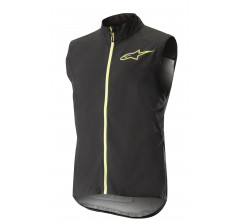 Alpinestars MTB Windstopper Zwart Fluo / AL Descender 2 Vest-Black Acid Yellow