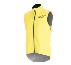 Alpinestars MTB Windstopper Fluo Zwart / AL Descender 2 Vest-Acid Yellow Black