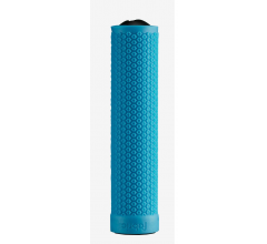 Fabric Handvat MTB Hex patroon Blauw- / AM Grips BL