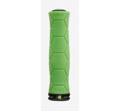 Fabric Handvat MTB Semi Ergo grip Groen- / Semi Ergo Lock On Grips GR